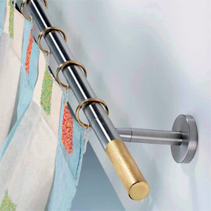 afef-2 Drapery Hardware - Rods & Finials